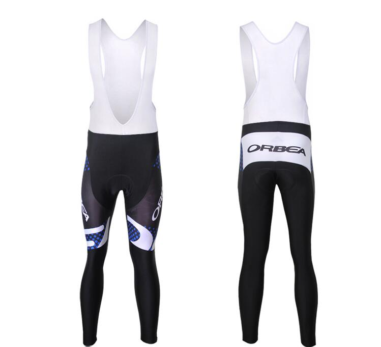 ORBEA Ciclismo Sports Pants Bicicleta Mountain Bike Men Cycling Pants Long Breathable Pants 4D Padded Riding Trousers Tights