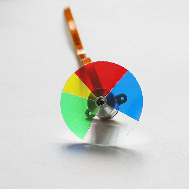 New Projector Color Wheel For Toshiba TDP P9 P9 Free Shipping