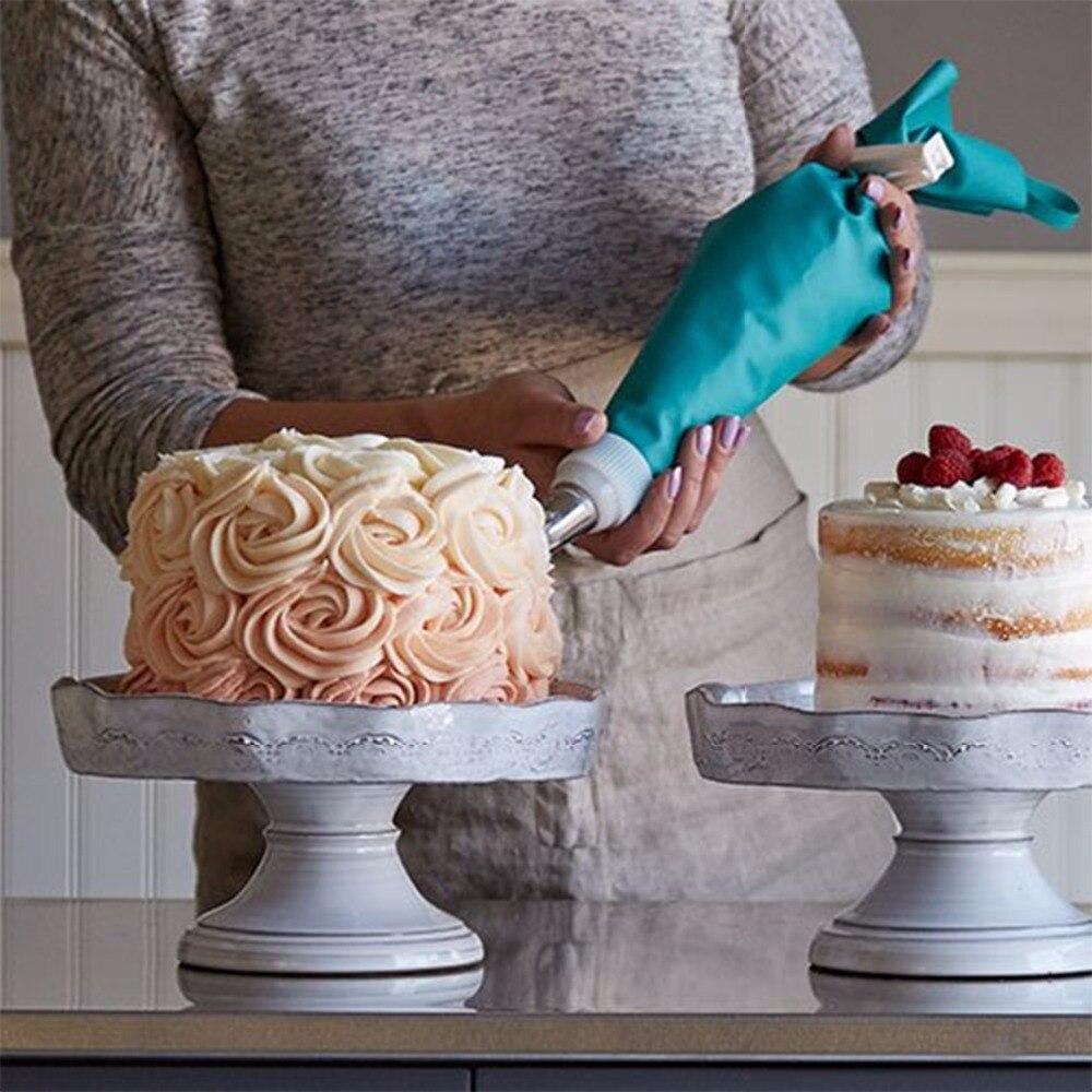 2017 Cake Decorating Bag Set Reusable