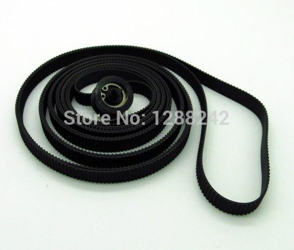 C7770 60014 Carriage belt For HP designjet 500 Printer Parts