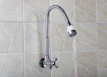 Yanksmart для ванной для умывальника раковина в стену кухня раковина судно кран