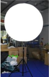 Nadmuchiwany stojak statyw balon z oświetlenie Led do reklamy zdarzeń