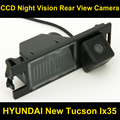 CCD Car Rear view BackUp Reverse Parking Camera For Hyundai New Tucson IX35 2005 2006 2007 2008 2009 2010 2011 2012 2013 2014