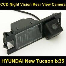 CCD Macchina fotografica di retrovisione di BackUp Retromarcia Telecamera di Parcheggio Per Hyundai Nuovo Tucson IX35 2005 2006 2007 2008 2009 2010 2011 2012 2013 2014