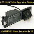 CCD Car Rear view Reversa BackUp de Estacionamento Camera Para Hyundai Novo Tucson IX35 2005 2006 2007 2008 2009 2010 2011 2012 2013 2014