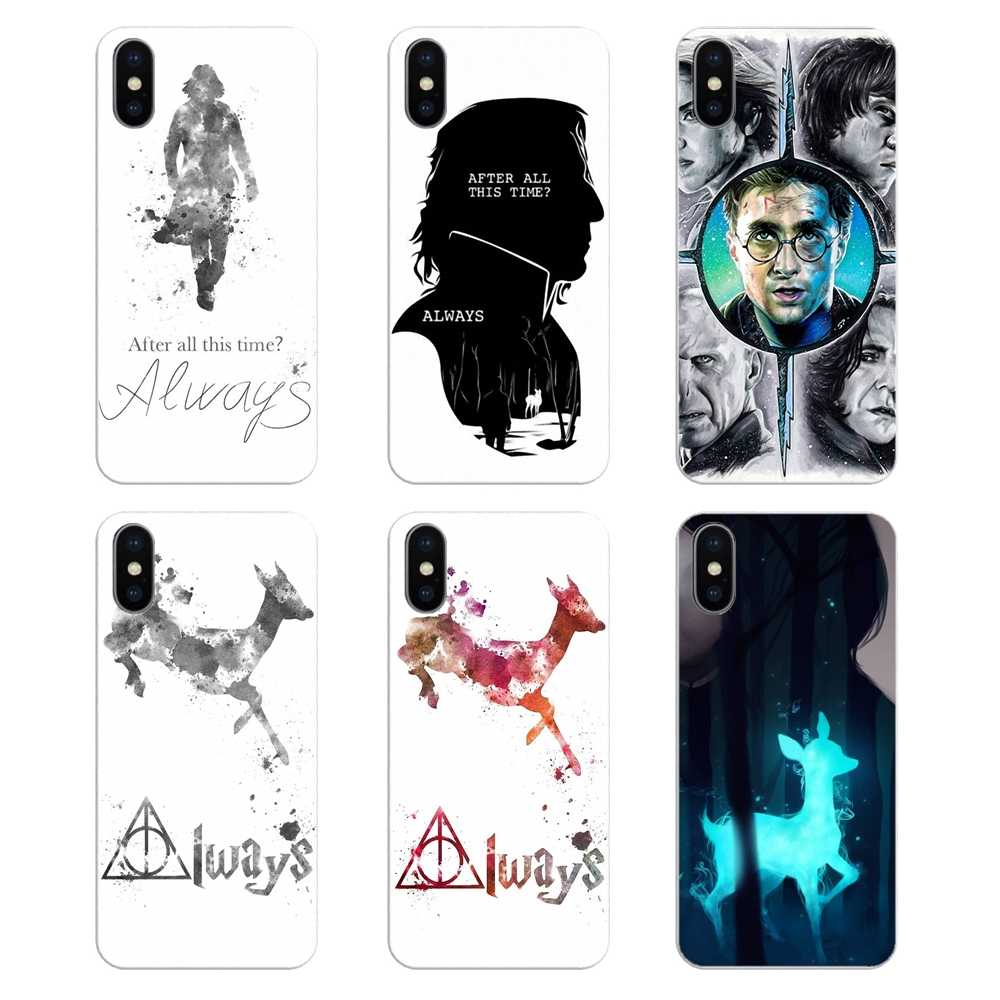 severus snape harry potter Silicone Phone Shell Cover For Huawei ...