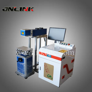Co Laser Marking Machine For Serial Numbers Bar Code  W Laser Printing On Plastic
