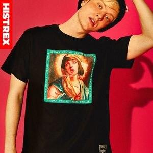 Image 5 - Quentin Tarantino Movie Men T Shirt 100 Cotton Thick Virgin Mary Streetwear Harajuku Funny T shirts Male Clothes Tee Women Mens