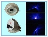 12X Lot Rasha Nueva 450nm 150 MW Azul Láser Discoteca Luz de Techo Efectos láser de Rayo Láser de Luz De Navidad Holiday KTV luz Laser Del Club