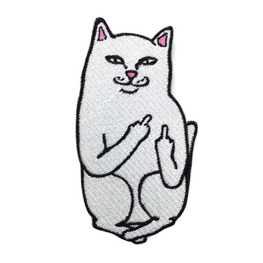 Tienda Online 2018 parches para ropa para gato medio dedo Applique ...
