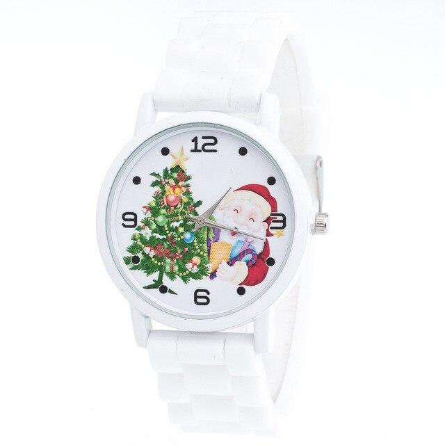 Aimecor New Product Children's Watch Christmas Quartz Watch Gifts Children Color
