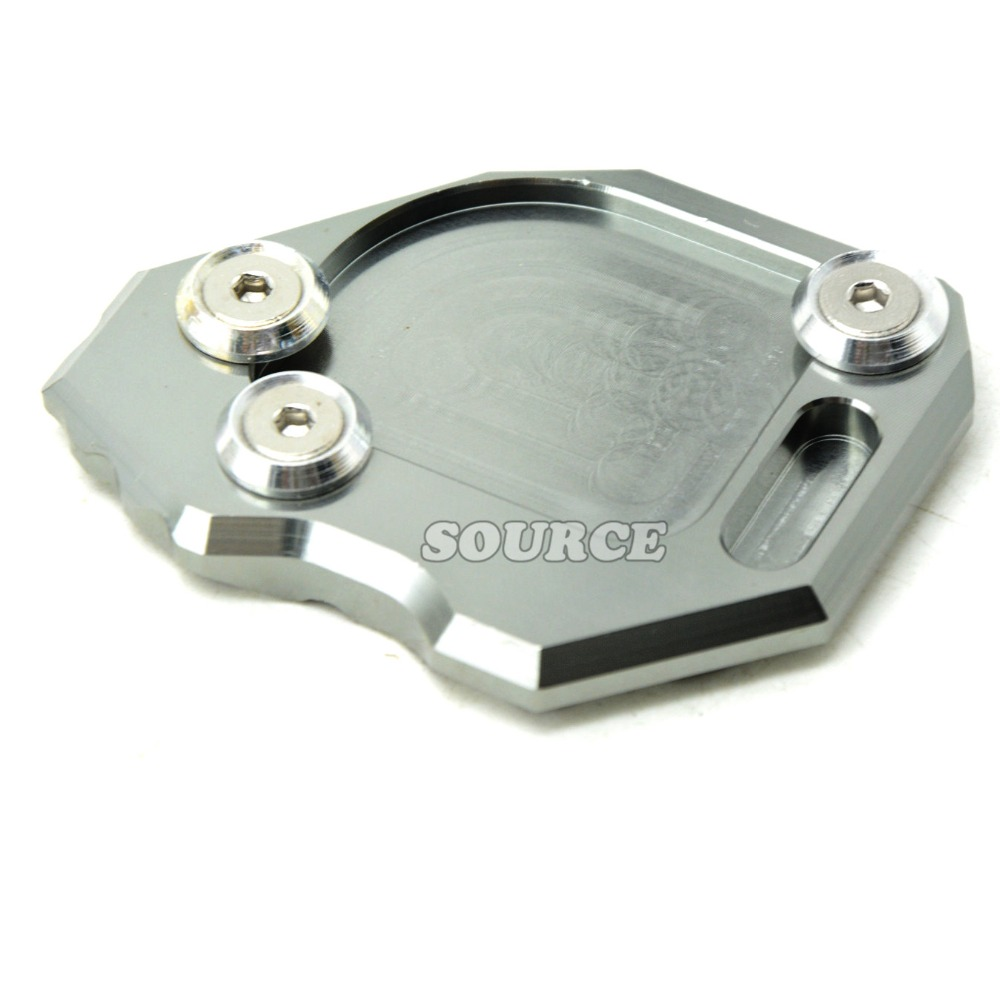 CNC Motorcycle Side Kickstand Stand Extension Plate Side Stand Enlarge For BMW F800GS F 800GS F800 GS 800 2012 2013 2014 2015-in Stands from Automobiles ...  sc 1 st  AliExpress.com : plate stand source - pezcame.com