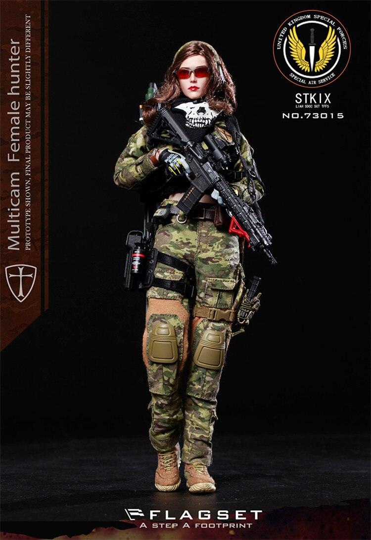 1/6 الحرب الملائكة MC كامو أنجيلا أنجيلا FS 73015 الكامل مجموعة متعددة حدبة الجندي نموذج 12 ''الشكل العمل-في شخصيات دمى وحركة من الألعاب والهوايات على  مجموعة 3