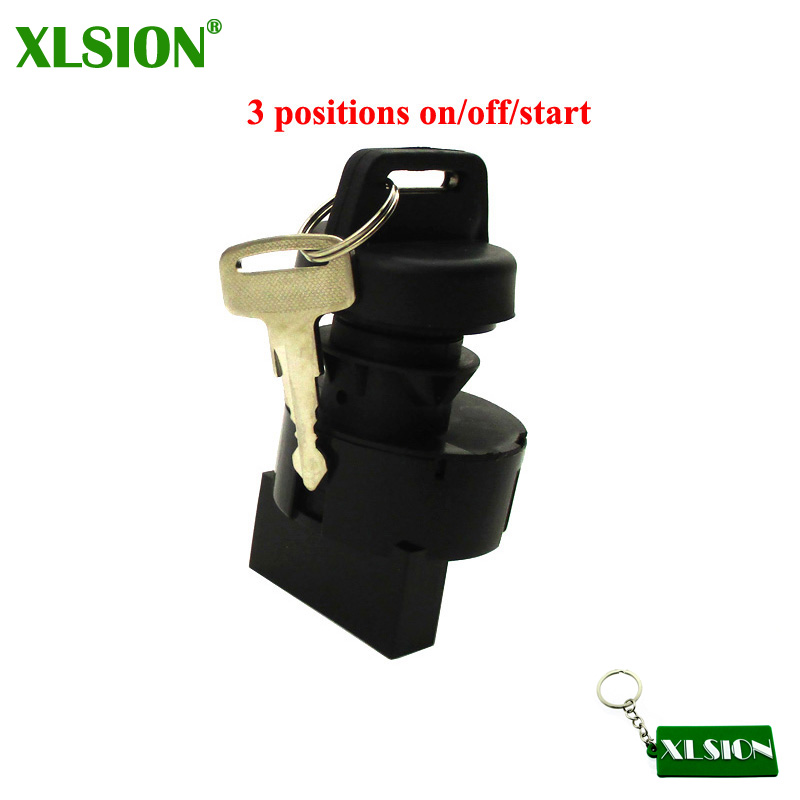 IGNITION SWITCH KEY for POLARIS TRAIL BOSS 330 INTL 2010-2012