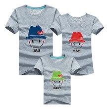 Mother Kids 2016 Funny T Shirt Men Brand Clothing Harajuku Sport Gray Green T-shirts Poleras Hombre Tshirt Family Look Daughter