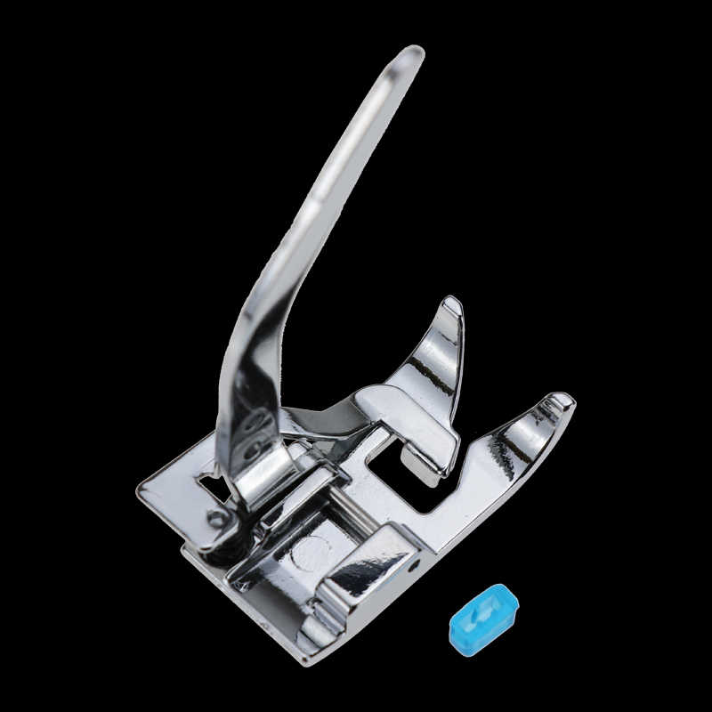 2018 1 Piece Domestic Sewing Machine Presser Foot Parts Jumper Prevent Imitation Synchronization Thin Stretch Fabric Clamp