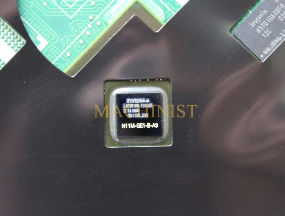 K50ID motherboard REV 3.2 for ASUS K40ID K50ID K40IE K50IE X50DI K40I K50I Laptop motherboard GT310M 512 100% tested intact 3