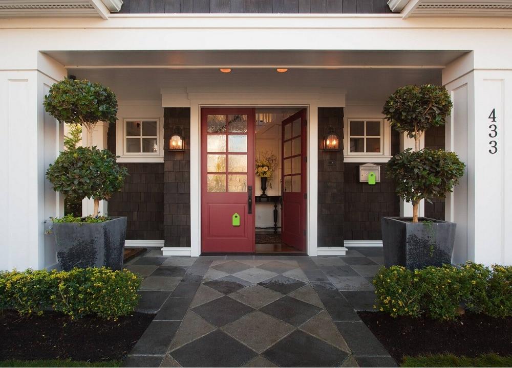 2017 New Style Two Panel Highly Durable Solid Wood Entry Door Paint Grade Interior Wooden Door Entry Doors ID1606031