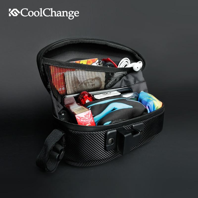 Bicycle Saddle Bag Waterproof MTB Bike Rear Bag Reflective Cycling Seat Tail