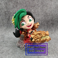 Jinx Action Figure 1/10 scale painted figure Jinx Cute Ver. Dragon Doll PVC ACGN figure Toy
