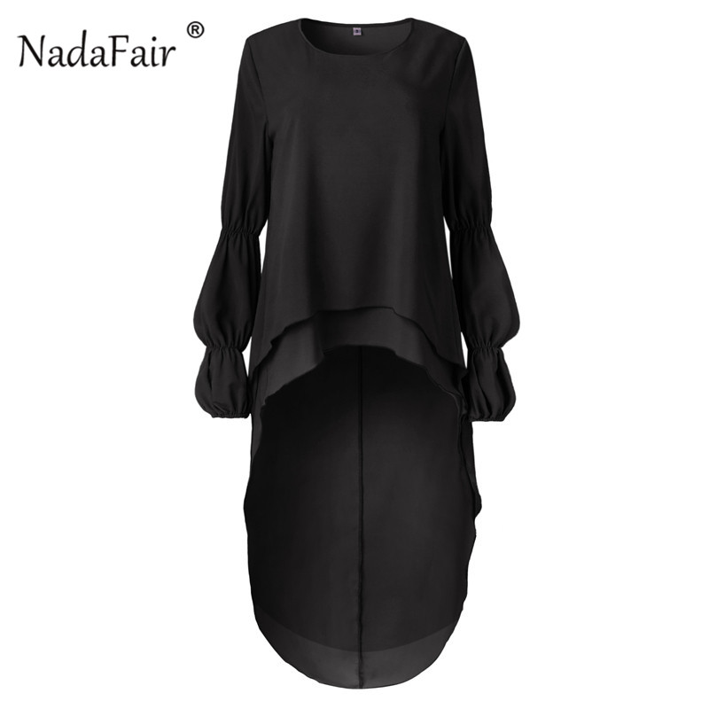 Long Sleeve Asymmetrical Blouse24_