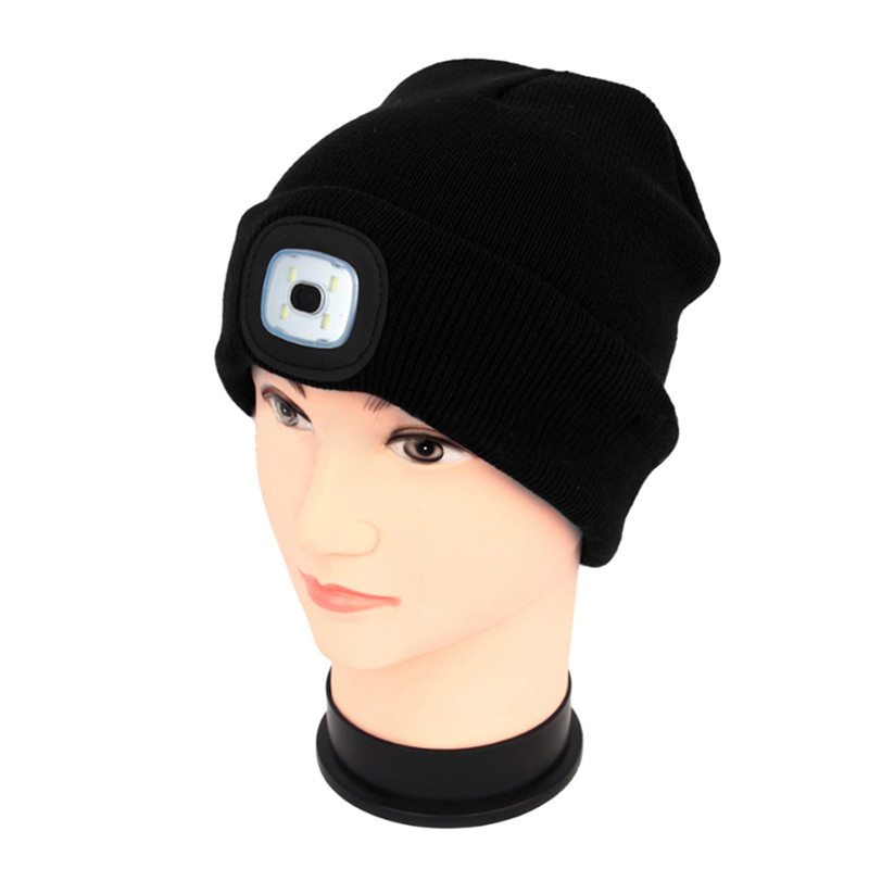rechargeable hat06