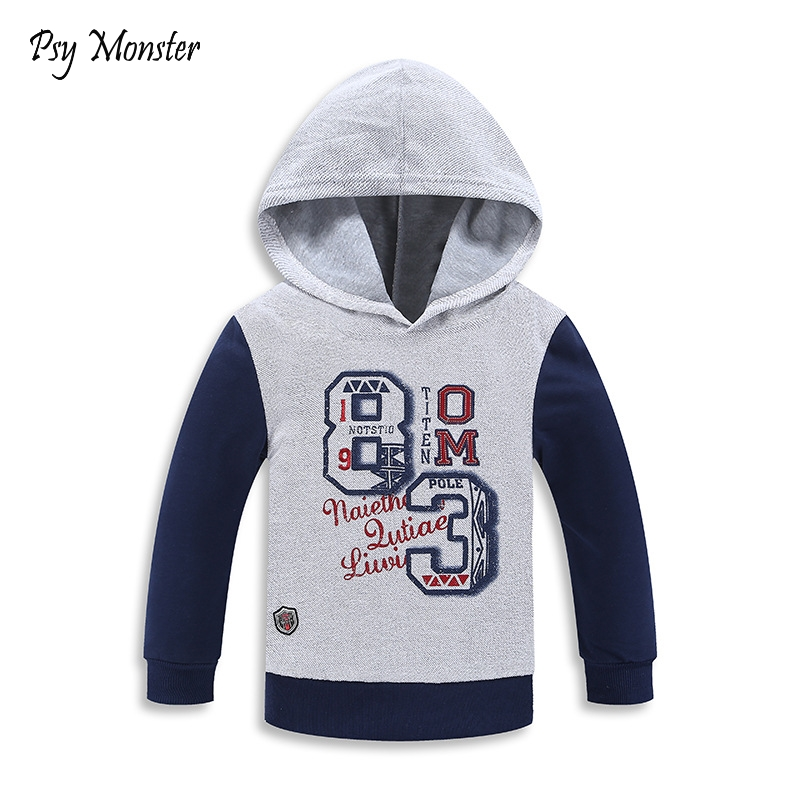 Boys Brand Sports Baseball Overcoat Clothes Children's Bomber Jackets Windbreakers Kids Outerwear Boys Hoody Trench Coat A075