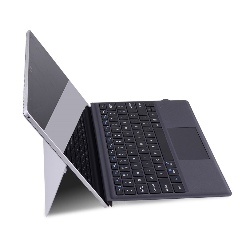 Megoo Surface Pro 4/New Surface Pro Keyboard Ultrathin Backlit Wireless Bluetooth Case Type Cover For Microsoft Surface Pro4/3/5 фото