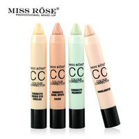 Miss Rose Face Makeup Concealer Stick Long Lasting Brighten