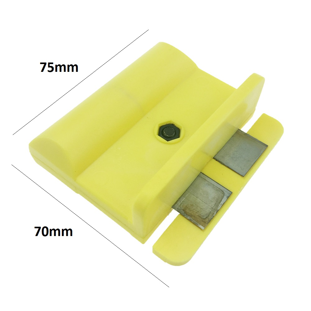 Double Edge Trimmer Banding Machine Set Woodworking Wood Work Trimming Carpenter Hardware Tools + 2PC Blades HT1467