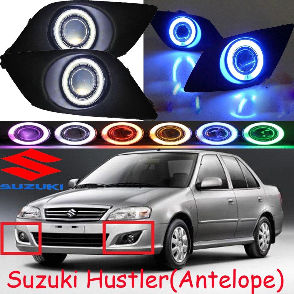 Hustler Antelope Landy fog light ;2012 Free ship!Antelope daytime light,2ps+wire:Halogen/HID XENON+Ballast,sx4,vitara,swift