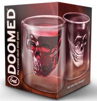 бесплатная доставка пират смерти глава дизайн кристалл пират череп стеклянная стена cupwhiskey водка пиво алкоголь для домашнего бара
