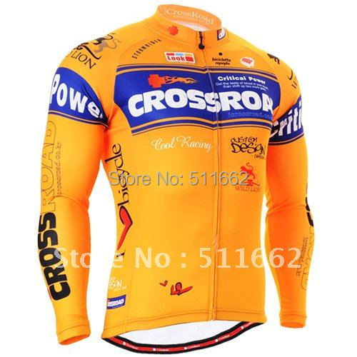 Free shipping 2012 Fashion  wholesale/retal FIXGEAR long sleeve cycling jersey custom design road bike shirts bicycle cs_701