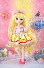11'' 29cm Blyth doll joint body Reborn Dolls  DIY Make up Dress  30cm 1/6 Toys fashion ICY BJD Doll special