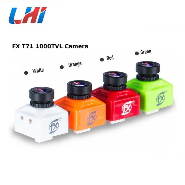 T71 1000TVL 1/3.2 CMOS 129 Degree M8 2.1mm Lens Mini FPV Camera NTSC PAL Switchable For RC Drone 250 Quadcopter