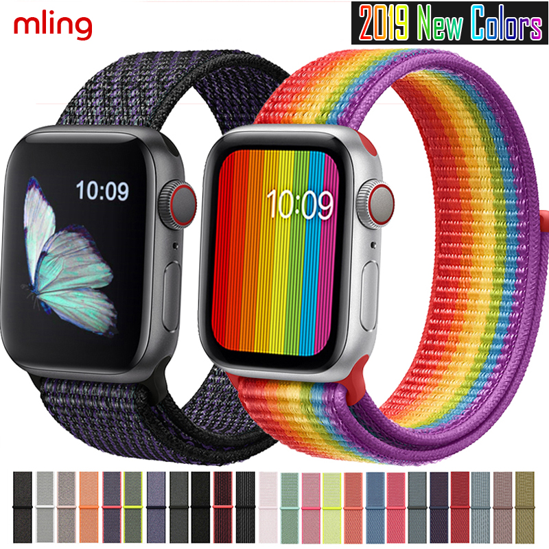 ProBefit For Apple Watch Band Series 3/2/1 38MM 42MM Nylon
