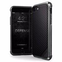 X Doria Defense Lux Case For IPhone 8 7 Cover Military Grade Drop Tested Aluminum Coque