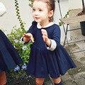 Outono inverno do bebê vestidos da menina de 1 anos vestido de aniversário da princesa do bebê vestido de festa menina vestido de baptizado batismo do bebê Natal
