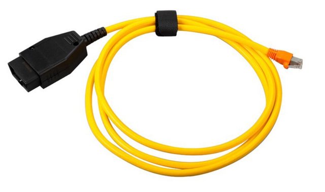 Newest ESYS 3.23.4 V50.3 Data Cable For bmw ENET Ethernet to OBD Interface E.SYS ICOM Coding for F.serie