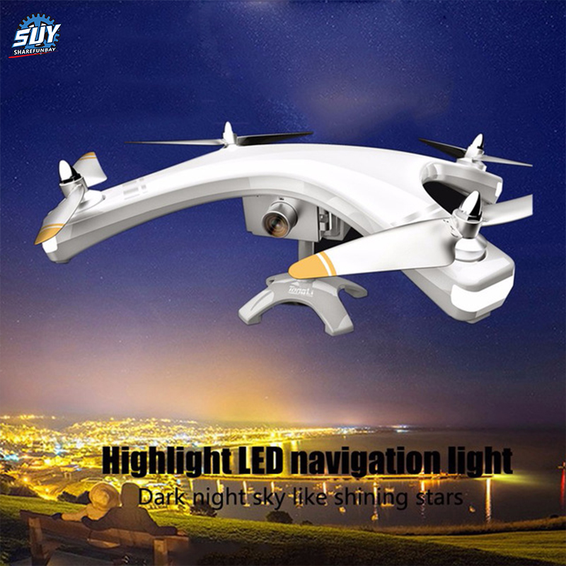T1 satellite GPS positioning drone aerial HD 1080P professional large outdoor remote control helicopter brushless motor