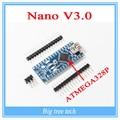 10 шт. Nano V3.0 с ATMEGA328P Модуль 6 PWM порты FTDI Chip (FT232RL) для 3D части Принтера