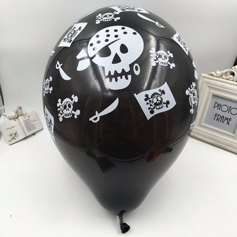10 Pcs13 Inch Black Latex Halloween Grimace Air Helium Inflatable Latex  Balloon Toy Balloons Decorated Childrenu0026