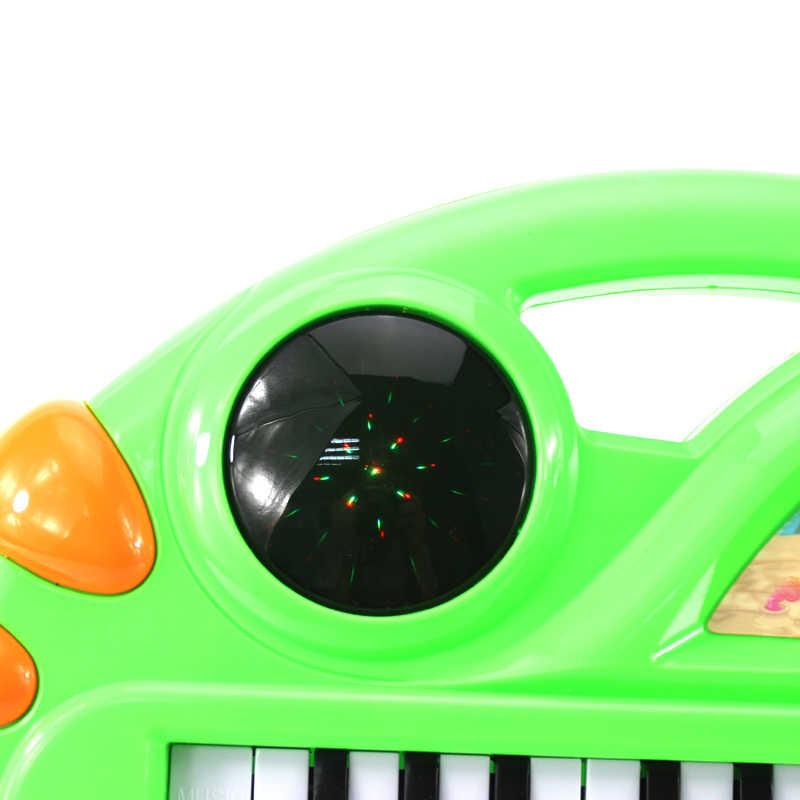 良い品質ベビー幼児幼児発達玩具プラスチック子供ミュージカルピアノ早期教育のおもちゃ子供誕生日ギフト