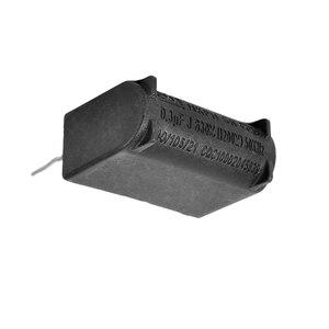 Image 3 - 50 Uds 1200V 0,33 UF 0,3 UF MKP condensador de Cocina de Inducción capacitancia accesorio de reparación de alta tensión capacitor con envío gratis # LS347