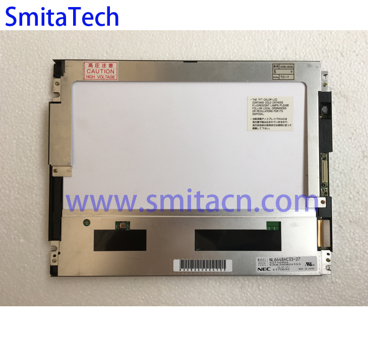 10.4 inch NL6448BC33-27 VGA 640*480 TFT LCD Screen display panel nl6448bc33 59 10 4 640 480 lcd panel s creen 100% tested working perfect quality