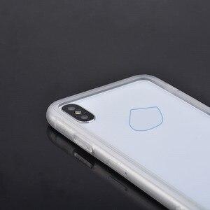 Image 5 - 실크 실리콘 범퍼 케이스 아이폰 6 6S 7 8 플러스 프로텍터 소프트 프레임 아이폰 X XR Xs Max shockproof Bumper Fundas Capa