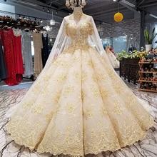17655 High-end Custom Vintage Bridal Dress 2018 Gown