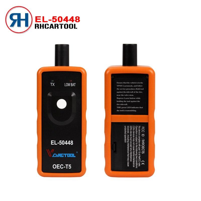 Back To Search Resultsautomobiles & Motorcycles Bright Vdiagtool Diagnostic-tool El50448 Auto Tire Presure Monitor Sensor Oec-t5 El 50448 For Gm/for Opel Tpms Reset Tool El-50448 Air Bag Scan Tools & Simulators