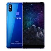 Original M HORSE Pure 2 5 99 18 9 Full Screen 13MP Android 7 0 Dual