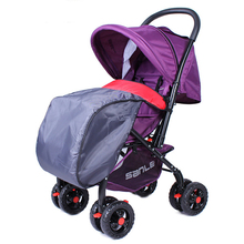 Winter essential! Trolleys jumbo foot cover / stroller booties / weatherproof enclosures rain hood YYT167